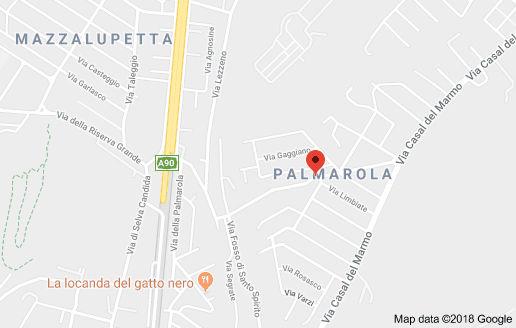 Via Inzago, 55 00142 Roma